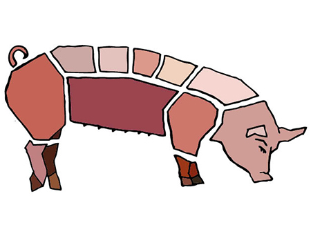 PIG in Pieces